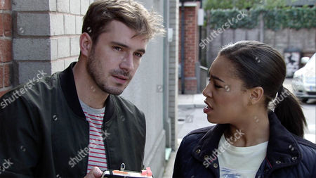 Andy Carver, as played by Oliver Farnworth, shares his latest story with Steph Britton, as played by Tisha Merry, and hopes sheÕll sing his praises. But when Steph is horrified by his fictional tastes, Andy is left fuming and feels unsupported. (Ep 9004 - Monday 3rd October 2016)