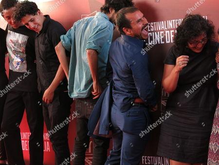 Editorial photo of Mexico Morelia Film Festival, morelia, Mexico - 25 Oct 2016