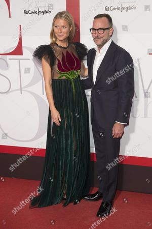 Gwyneth Paltrow and James Costos