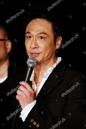 Stock Image of Francis Ng
