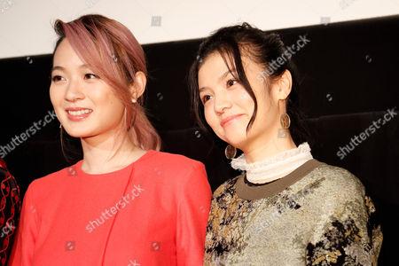 Jacky Cai and Jessie Li
