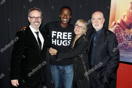 Peter Saraf, Ken Nwadike (Free Hugs),Sarah Green, Ged Doherty (Producers)