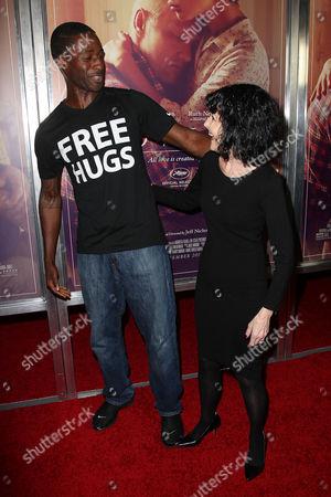 Ken Nwadike and Nancy Buirski (Producer)
