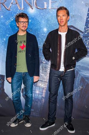 Scott Derrickson, Benedict Cumberbatch