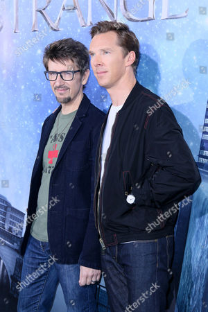 Editorial image of 'Doctor Strange' film photocall, Berlin, Germany - 26 Oct 2016