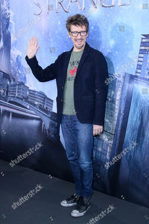 Editorial photo of 'Doctor Strange' film photocall, Berlin, Germany - 26 Oct 2016