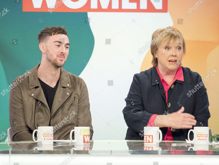Charlie Quirke and Pauline Quirke