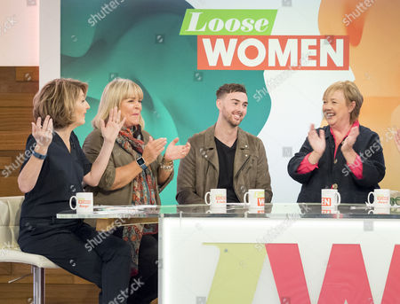 Editorial image of 'Loose Women' TV show, London, UK - 27 Oct 2016