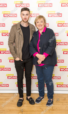 Stock Image of Charlie Quirke and Pauline Quirke