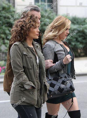 Ray Liotta, Natalie Hall and Jennifer Lopez