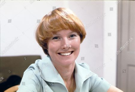 Stock Image of Diane Grayson (as Liz Brocklebank)