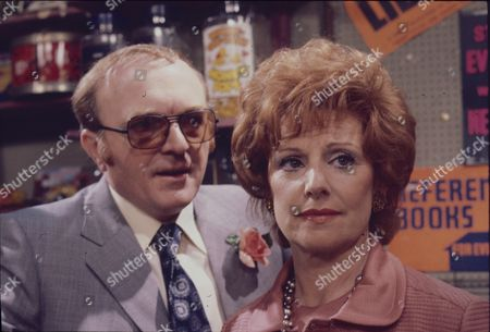 """Editorial picture of """"Coronation Street"""" TV Series - 1977"""