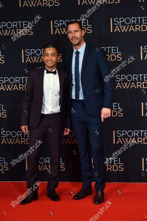 Editorial image of Sportel Awards, Monte Carlo, Monaco - 25 Oct 2016