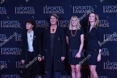 Editorial picture of Sportel Awards, Monte Carlo, Monaco - 25 Oct 2016