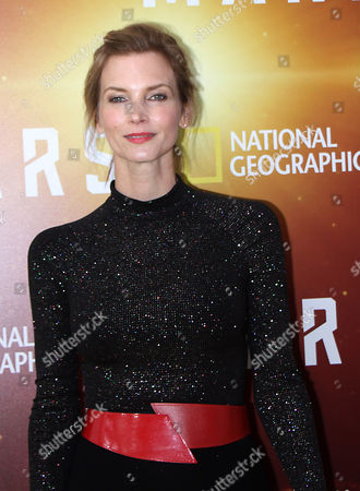 Editorial image of National Geographic Channel's six-part global event series 'Experience Mars' event, New York, USA - 26 Oct 2016