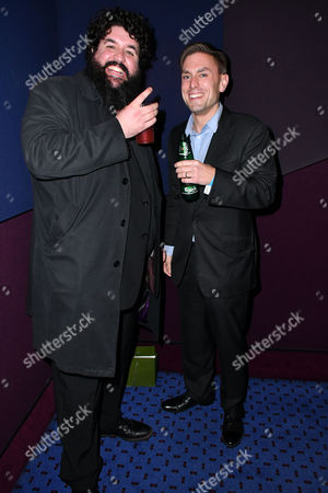 Editorial image of 'The Comedian's Guide to Survival' UK film premiere, London, UK - 27 Oct 2016