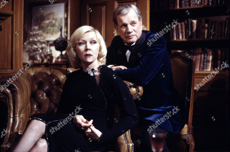 Gloria Grahame and Joseph Cotten in 'Tales Of The Unexpected' - 1980  Episode: 'Depart In Peace'