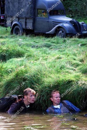 'Island At War' - 2004  Sam Heughan and Richard Dempsey