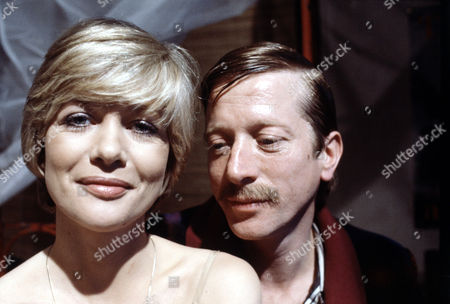 Judy Geeson with Andrew Ray  in 'Tales Of The Unexpected' - 1980  Episode: 'Poison'