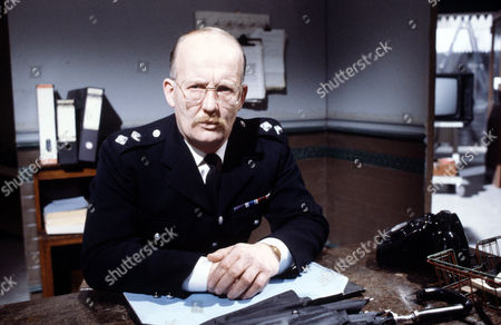 Stock Picture of Michael Sheard in 'Tales Of The Unexpected' - 1980  Episode: 'The Umbrella Man'