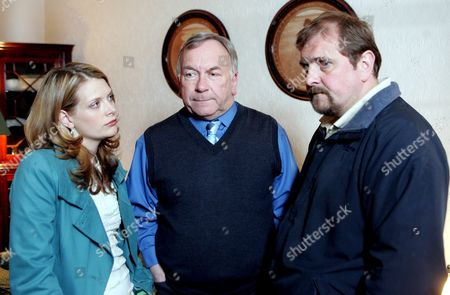 'Where the Heart Is' - 2006   Zoe Phelps (Andrea Lowe), Stan (Sam Kelly) and Brian Goodson (Charles Dale)