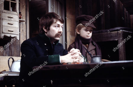 Graham Seed (left)Toby Waldock in 'Tales Of The Unexpected' - 1980  Episode: 'Genesis & Catastrophe'