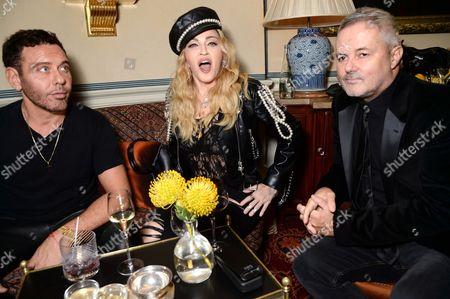 Mert Alas, Madonna, Nellee Hooper