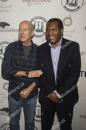 Bruce Willis, Robert Cray