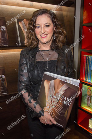 Editorial picture of Launch of 'The Pearl Necklace' book by Mikimoto at Maison Assouline, London, UK - 27 Oct 2016.