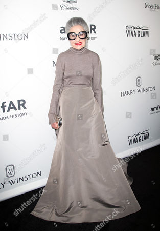Editorial photo of amfAR's Inspiration Gala, Arrivals, Los Angeles, USA - 27 Oct 2016