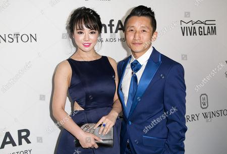 Ying Ying Ren and Zou Shiming