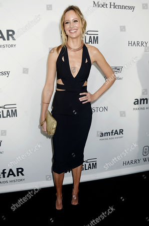 Editorial image of amfAR Inspiration Gala, Los Angeles, USA - 27 Oct 2016