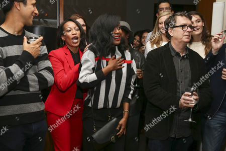 Editorial image of Through Her Lens: The Tribeca Chanel Women's Filmmaker Program celebration, New York, USA - 27 Oct 2016