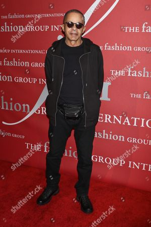Editorial picture of The Fashion Group International's Night of Stars, Arrivals, Cipriani Wall Street, New York, USA - 27 Oct 2016