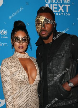 Editorial picture of UNICEF Halloween Masquerade Ball, Clifton's Cafeteria, Los Angeles, USA - 27 Oct 2016