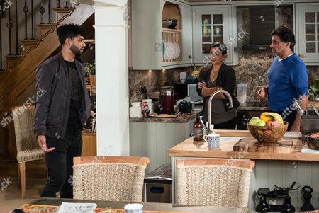 Editorial photo of 'Coronation Street' TV Series - Oct & Nov 2016