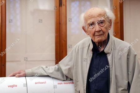 Stock Image of Zygmund Bauman