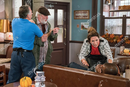 Editorial picture of 'Emmerdale' TV Series - Nov 2016