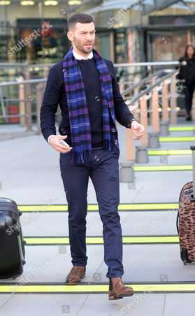 Editorial image of Hollyoaks cast out and about, London, UK - 28 Oct 2016
