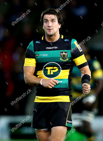 Lee Dickson of Northampton Saints
