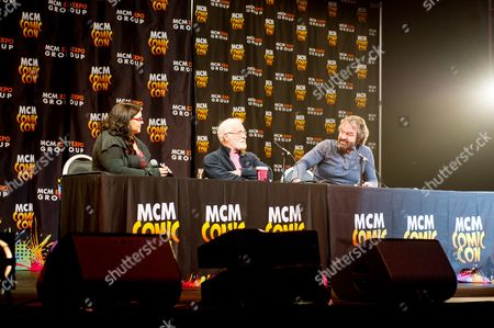 Editorial photo of MCM London Comic Con, Excel London, UK - 28 Oct 2016