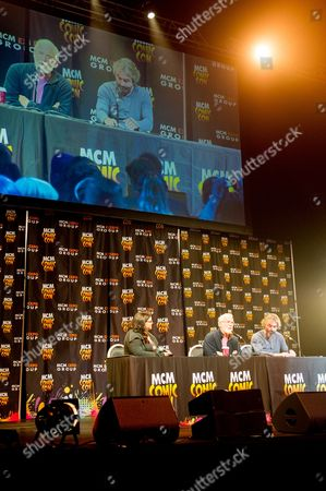 Editorial picture of MCM London Comic Con, Excel London, UK - 28 Oct 2016