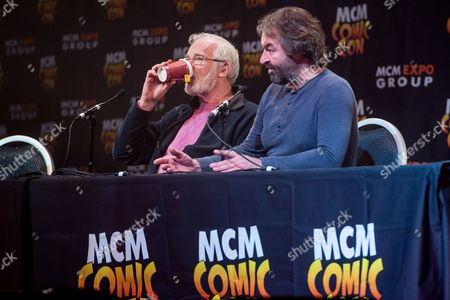 Editorial image of MCM London Comic Con, Excel London, UK - 28 Oct 2016