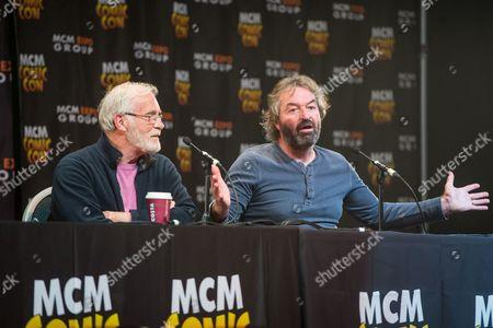 Ian McElhinney and Ian Bettie of Game of Thrones