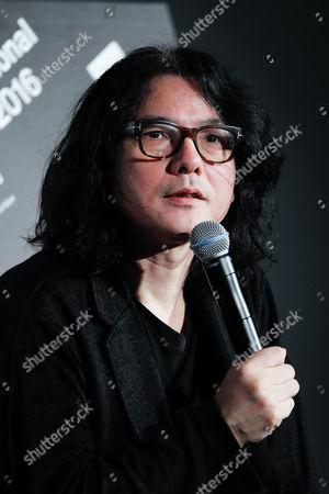Stock Photo of Director Shunji Iwai