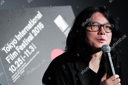 Editorial photo of 'Love Letter' press conference, Tokyo International Film Festival, Japan - 28 Oct 2016