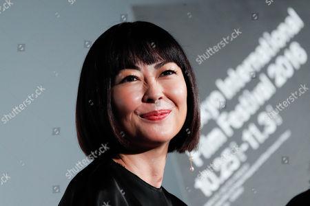 Stock Photo of Actress Miho Nakayama