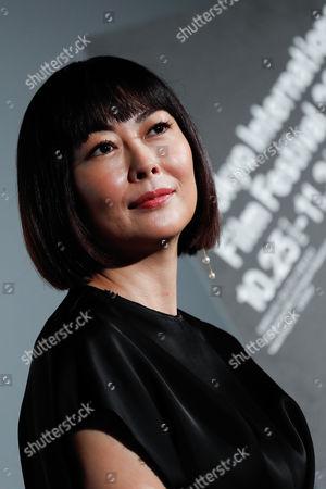 Actress Miho Nakayama