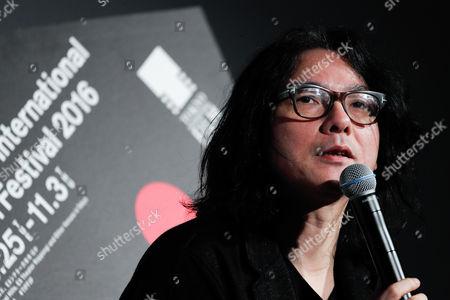 Stock Image of Director Shunji Iwai