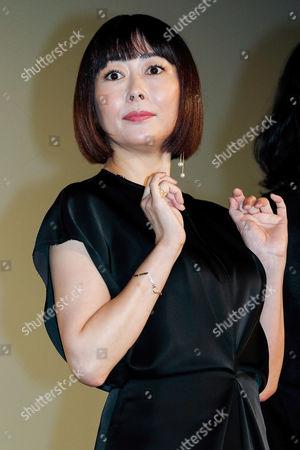 Stock Image of Actress Miho Nakayama